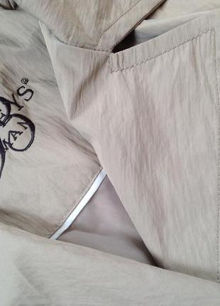 Светлая демисезонная куртка bexleys. скидка10%на2вещи!)5