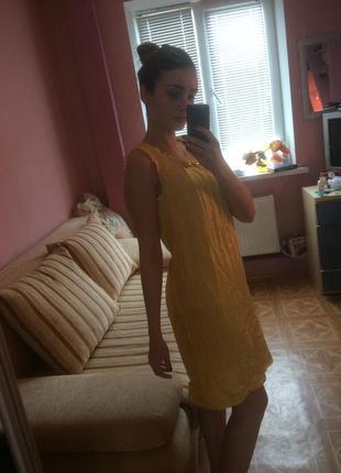 Очень милое платье на лето.