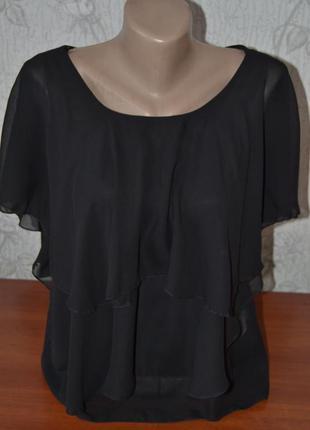 Большой выбор блузок и рубашек разных размеров нарядная блузка воланы