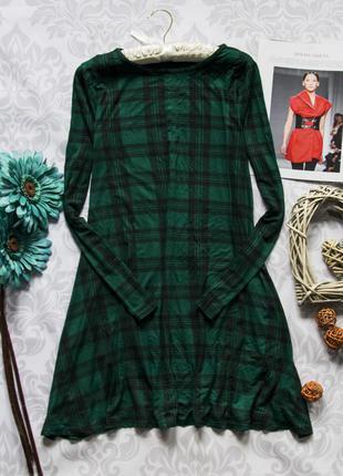 Вискозное платье qed london