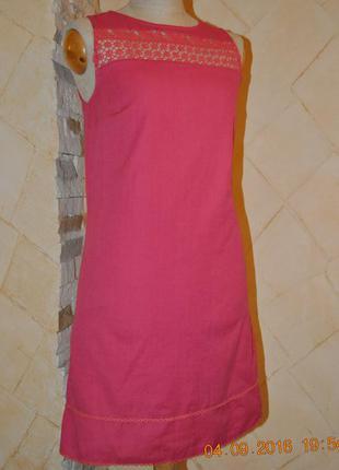 Натуральное новое летнее платье-сарафан bodyflirt bonprix на 46 укр р