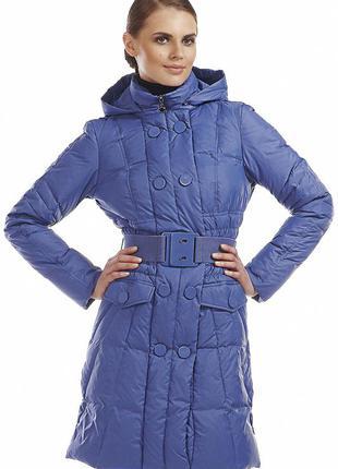 Пальто на пуху 244072 savage, размер 40укр