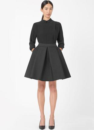 Оригинальная юбка от бренда cos разм. 38, 40