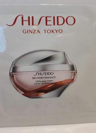 Пробник shiseido bio-performance 1.5 ml оригинал