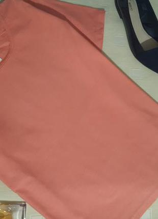 Хлопковая оригинальная брендовая футболка
