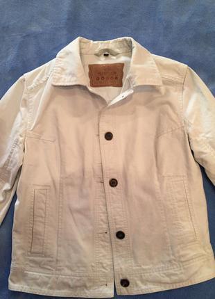 Куртка outventure белая