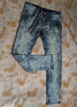 Необычные джинсы варенки dsquared