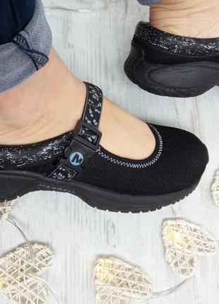 Кроссовки мокасины туфли кеды merrel  39/ 25.3 см