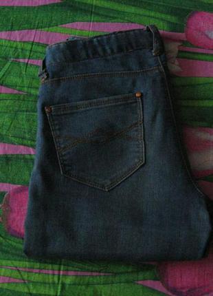 Skinny, джинсы, с высокой посадкой, скини