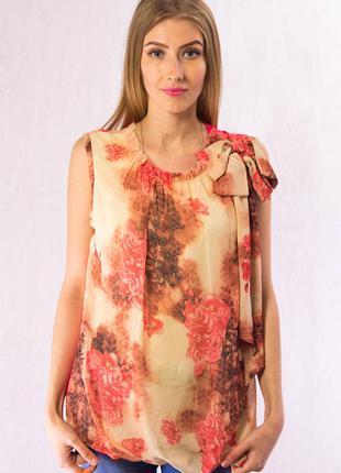 Блузка без рукавов женская ted baker (2) (s)