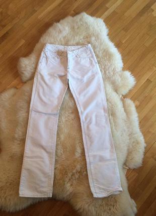 Стильные катоновый брюки mustang