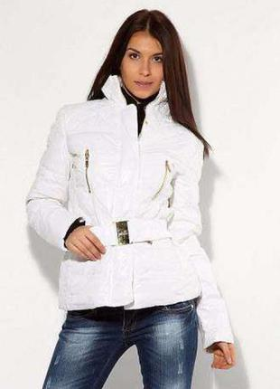 Куртка-пуховик moschino xs, оригинал!