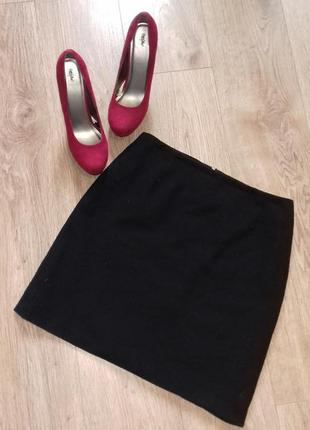 Хорошая черная юбочка