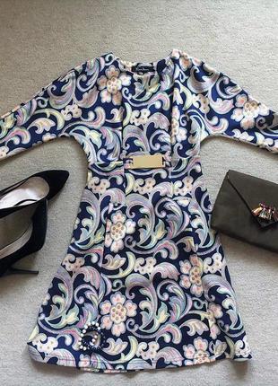 Платье «rica mare»