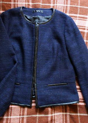 Жакет/пиджак в стиле шанель