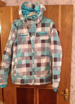 Зимняя лыжная куртка crope