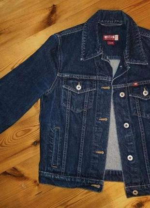 Джинсовая куртка mustang