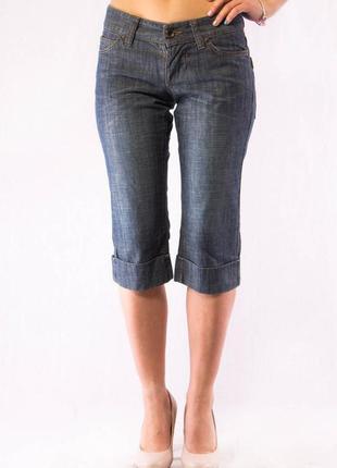 Шорты женские синие джинсовые mexx (32) (xs)