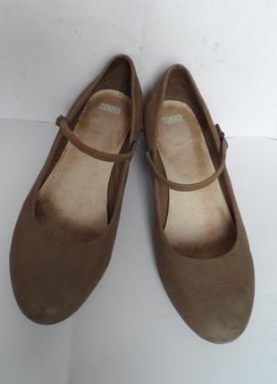 Мега-комфортные туфли от camper.размер 40
