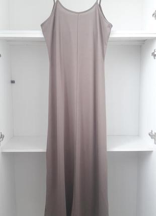 Летний длинный сарафан платье 41757