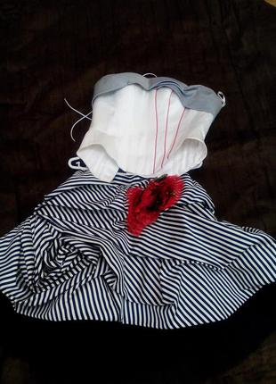 Дизайнерское платье агата 6