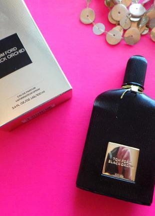 Духи tom ford black orchid оригинал 100 ml   (без 10 пшиков)