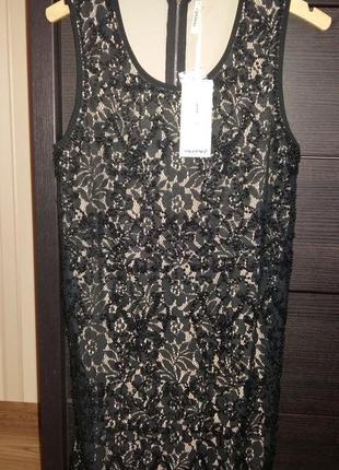 Новое французское платье размер m