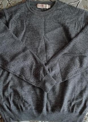 Качественный свитер, дизайн под старину