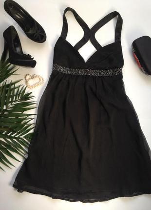 Изысканное платье lipsy london с открытой спинкой