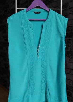 Очень удобная и приятная на ощупь блузка