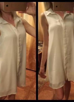 Платье рубашка от misdguided p.xc