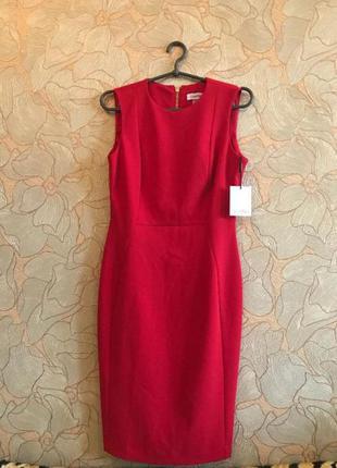 Оригінальна сукня calvin klein