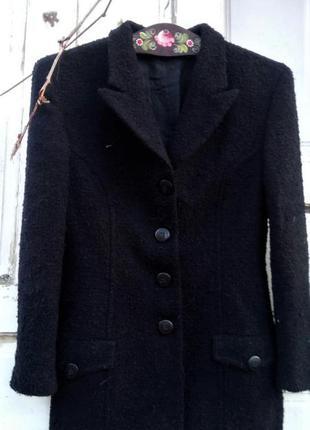 Модное укороченное пальто versace sport