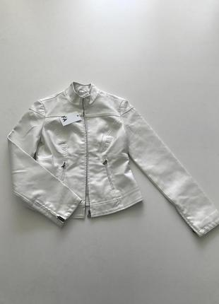 Куртка кожаная orsay