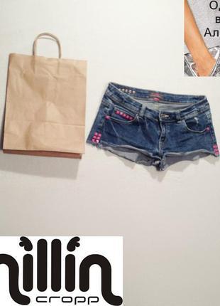 Джинсові шорти. дуже круто виглядають. супер модні) від класної фірми одягу) розмір s-m)
