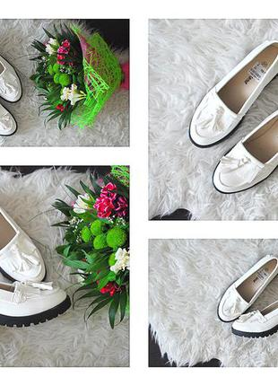 Новые супер модные туфли graceland