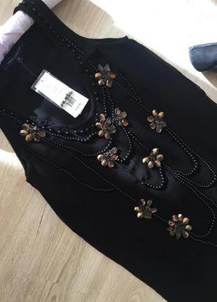 Новое шикарное платье прямого кроя от french connection