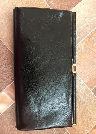 Черный клатч accessorize