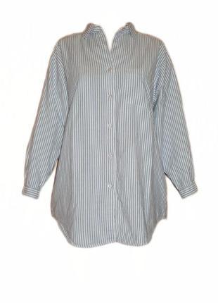 Рубашка в полоску joy размер 36-38