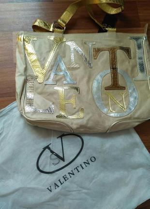Новая сумка от valentino