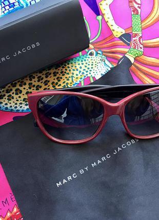 Солнцезащитные очки marc by marc jacobs оригинал