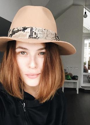 Шляпа jessica simpson