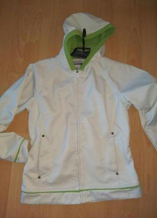 Ветровка куртка-кофта софт-шел columbia