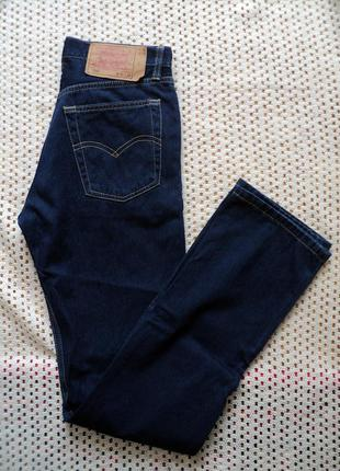 Легкие прямые джинсы levis.турция.лето.w26l32.100% хлопок