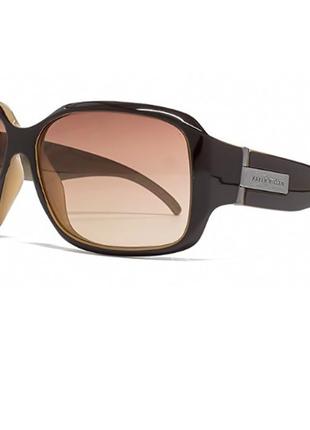 Очки солнцезащитные коричневый серый