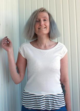 Стильная свитшот футболка bershka