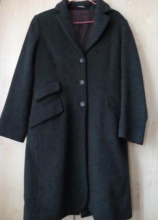 Женское пальто oversize