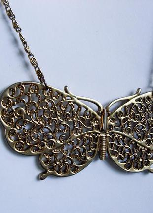 Кулон - подвеска бабочка от accessorize