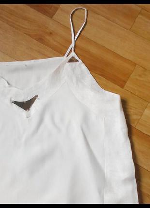 Фирменная блузка zara, размер м
