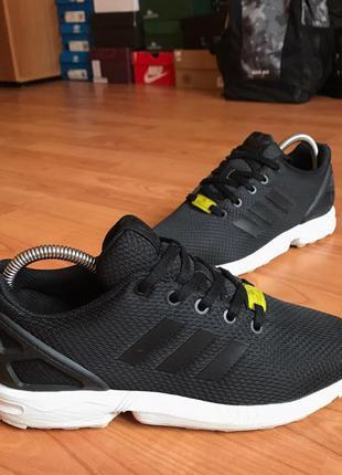Стильные и крутые кроссовки adidas zx flux 38,5рр оригинал